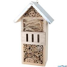 Zkoumání zvířátek - Hmyzí domeček - hotel, City (Legler)