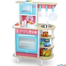 Kuchyň - Dětská kuchyňka dřevěná (Vilac)