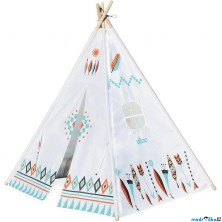Indiánský stan - Dětské Teepee Cheyenne (Vilac)