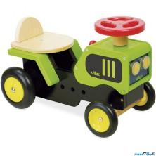 Odrážedlo - Traktor dřevěné (Vilac)