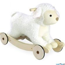 Odrážedlo - Houpací plyšová ovečka 2v1 (Vilac)