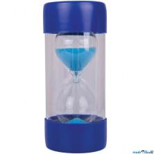 Přesýpací hodiny - Velké 5 minut modré (Bigjigs)