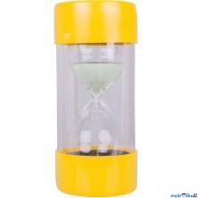 Přesýpací hodiny - Velké 3 minuty žluté (Bigjigs)