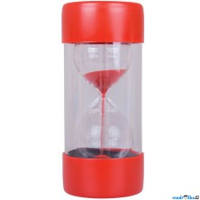 Přesýpací hodiny - Velké 30 sekund červené (Bigjigs)