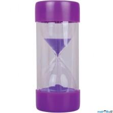 Přesýpací hodiny - Velké 15 minut fialové (Bigjigs)