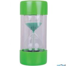 Přesýpací hodiny - Velké 1 minuta zelené (Bigjigs)