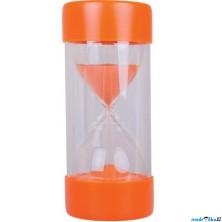 Přesýpací hodiny - Velké 10 minut oranžové (Bigjigs)