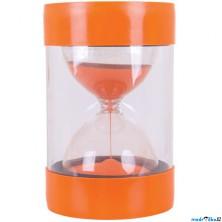 Přesýpací hodiny - MAXI 10 minut oranžové (Bigjigs)