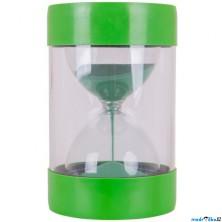 Přesýpací hodiny - MAXI 1 minuta zelené (Bigjigs)