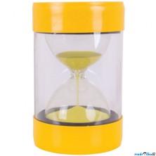Přesýpací hodiny - MAXI 3 minuty žluté (Bigjigs)