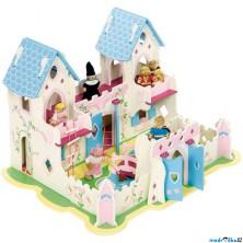 Hrad dřevěný - Palác pro princezmy (Bigjigs)