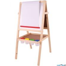 Kreslící tabule - Magnetická s příslušenstvím, 89cm (Bigjigs)
