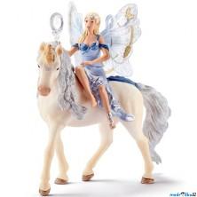 Schleich - Bayala, Elfí víla Lunaja na koni
