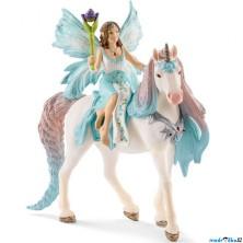 Schleich - Bayala, Elfí víla Eyela s princeznou jednorožcem