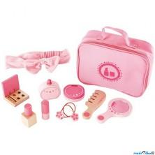 Malá parádnice - Kosmetický kufřík (Hape)