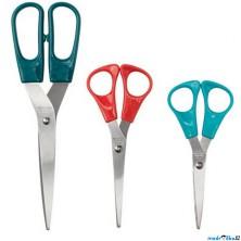 Nůžky - Sada 3ks, barevné (Ikea)