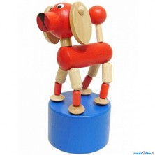 Mačkací figurka - Pes (Detoa)