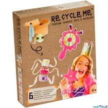 Kreativní sada - Re-cycle me, Princezna