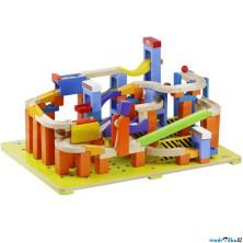 Kuličková dráha TRIX - Školní set (Wonderworld)
