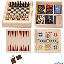 Společenské hry - Velký soubor her (Woody)