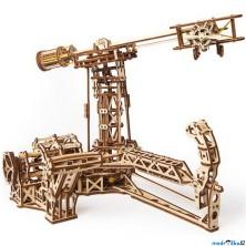 3D mechanický model - Letecký simulátor (Ugears)