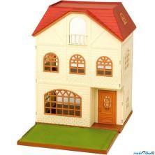 Sylvanian Families - Domeček, Třípatrový dům
