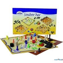 Společenské hry - Soubor 7 her (Detoa)