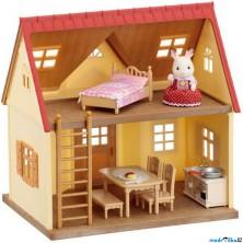 Sylvanian Families - Domeček, Základní dům s příslušenstvím patrový