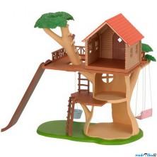 Sylvanian Families - Domeček, Dům na stromě