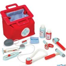 Doktor - Doktorská brašna s příslušenstvím (Le Toy Van)