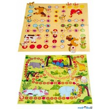 Společenské hry - Set her, Mašinka (Woody)