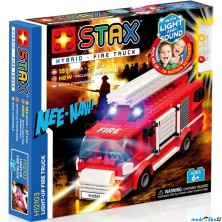 Light Stax Hybrid - Light-up Fire Truck