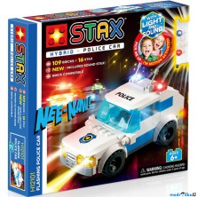 Light Stax Hybrid - Flashing Police Car