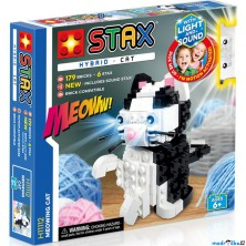 Light Stax Hybrid - Meowing Cat