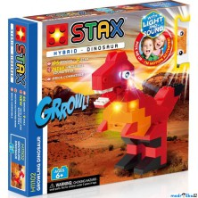 Light Stax Hybrid - Growling Dinosaur