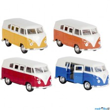 WELLY kovový model - Auto Volkswagen T1 Bus (1963), 1:38, 1ks
