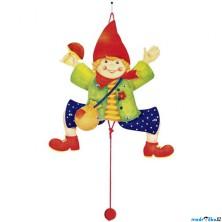 Závěsná hračka - Roztahovačka, Kluk (Goki)
