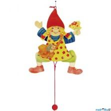 Závěsná hračka - Roztahovačka, Holka (Goki)