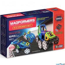 Magformers - R/C Bugy, 52 ks (na dálkové ovládání)