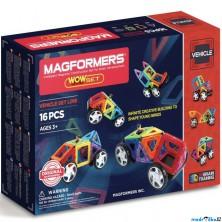 Magformers - Wow Starter, 16 ks