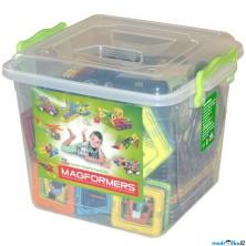 Magformers - Jumbo Box, 147 ks