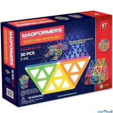 Magformers - Super Magformers, 30 ks