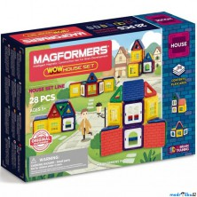 Magformers - Wow House, 28 ks