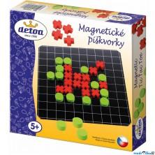 Společenská hra - Piškvorky magnetické (Detoa)