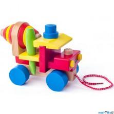 Auto montážní - Automíchačka (Woody)