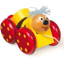 Tahací hračka - Klepačka, Willy (Legler)