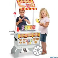 Prodejna - Prodejní stánek s občerstvením (M&D)