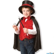 Kostým dětský - Kouzelník komplet (M&D)