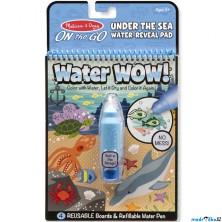 Omalovánky - Kouzlení vodou, Vodní svět (M&D)
