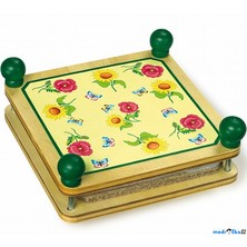 Herbář - Lis na květiny a listy, Zelený (Legler)